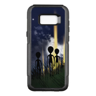 Alien Encounter OtterBox Commuter Samsung Galaxy S8+ Case
