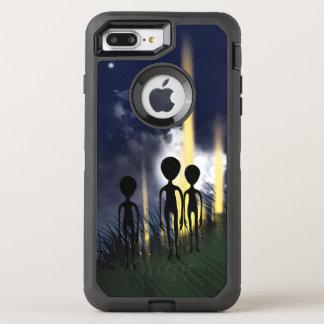 Alien Encounter OtterBox Defender iPhone 7 Plus Case