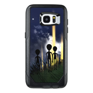 Alien Encounter OtterBox Samsung Galaxy S7 Edge Case