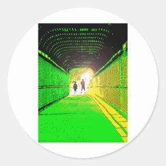 Alien Encounter Stickers