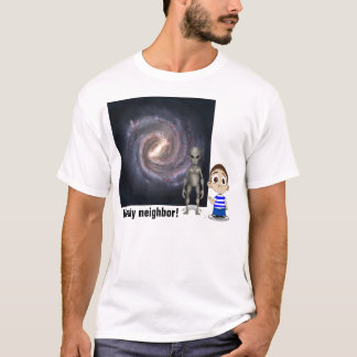 Alien Encounter T-Shirt