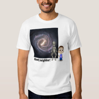 Alien Encounter T Shirts
