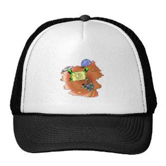 Alien Eviction Trucker Hat