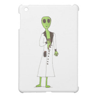 Alien Exposed Stealing Candy iPad Mini Cover