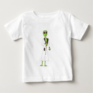 Alien Exposed Stealing Candy T Shirt
