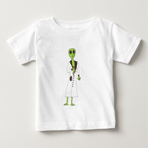 Alien Exposed Stealing Candy Tee Shirts