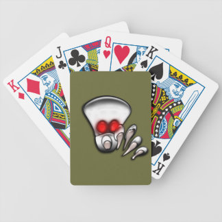 Alien Extra-Terrestrial Playing Cards