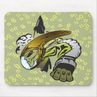 Alien Extraterrestrial Life Mousepads