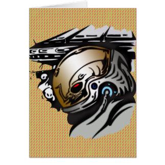 Alien Extraterrestrial Races Card