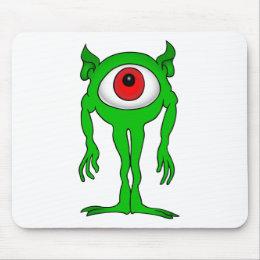 ALIEN Eye Mouse Pad