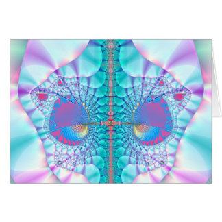alien eyes card