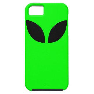 Alien Eyes iPhone 5 Covers