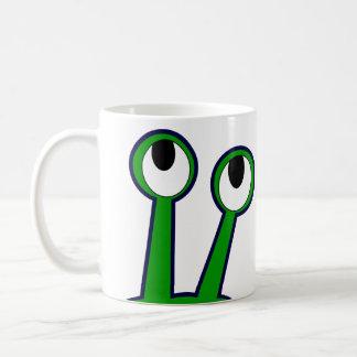Alien Eyes Mug