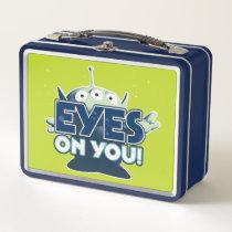 Alien: Eyes on You! Metal Lunch Box