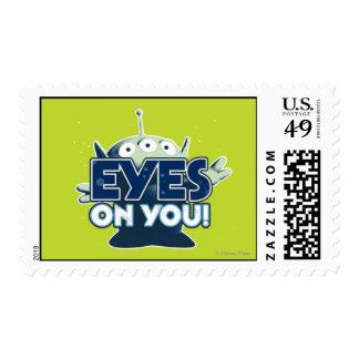 Alien: Eyes on You! Postage