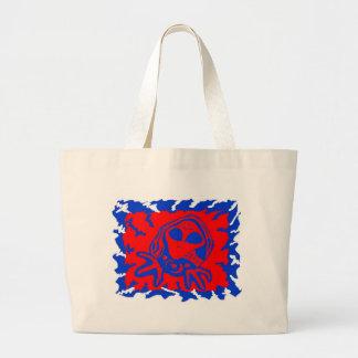 alien face bags