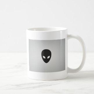 Alien Face Coffee Mug