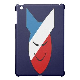 Alien Face Happy Bomb Speck Case iPad Mini Case