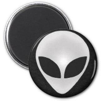 Alien Face Magnets