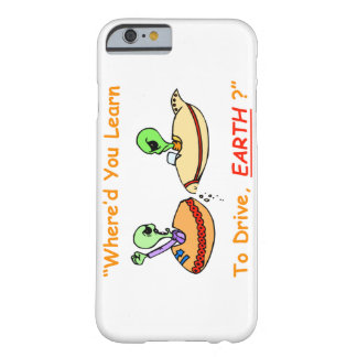 Alien Fender Bender Barely There iPhone 6 Case