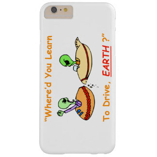 Alien Fender Bender Barely There iPhone 6 Plus Case