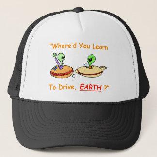 Alien Fender Bender Hat