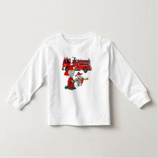 Alien Firemen Shirt