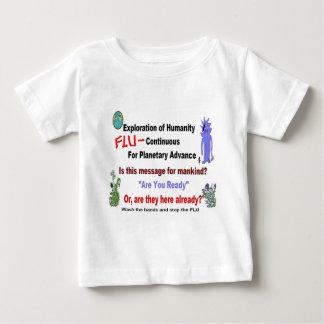 Alien Flu Mystery Message.JPG Tshirts