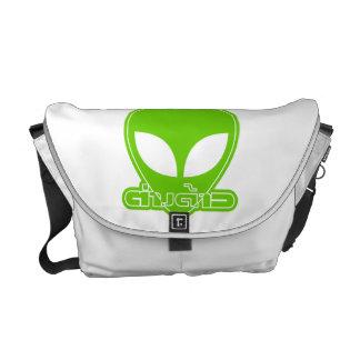 Alien [Foreigner] Tang Dao ★ Thai Language Script Courier Bag