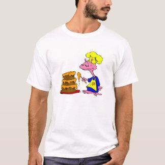 Alien Frosting Cake T-Shirt