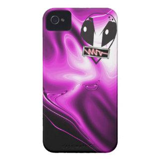 Alien Fuchsia iPhone 4 Covers