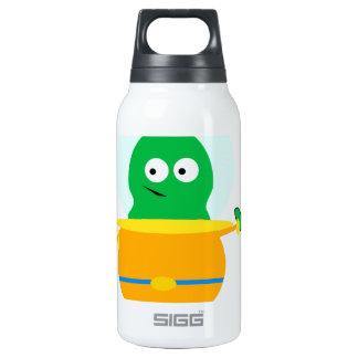 Alien fun insulated water bottle