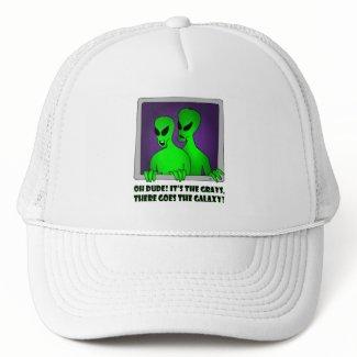 ALIEN GALAXY-6 hat