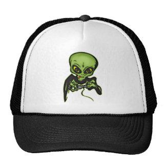 Alien Gamer Trucker Hat