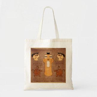 Alien Gods Tote Bag