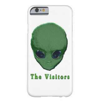 Alien greys i-phone barely there iPhone 6 case