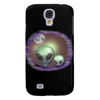 Alien greys items samsung galaxy s4 case