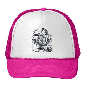 Alien Grin Trucker Hat
