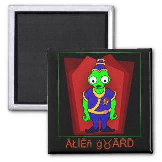 ALIEN Guard 2 Inch Square Magnet
