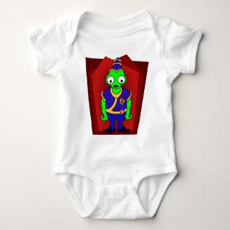 ALIEN Guard Baby Bodysuit