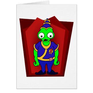 ALIEN Guard Card