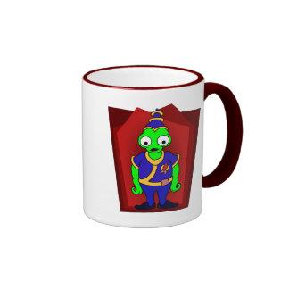ALIEN Guard Ringer Mug