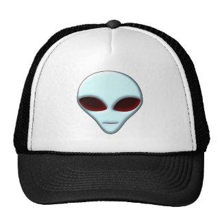 Alien Head 01 Hat