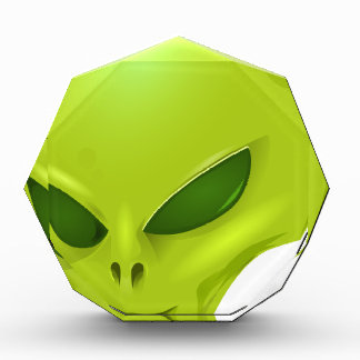 Alien Head Award