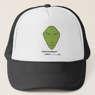 Alien Head Hat