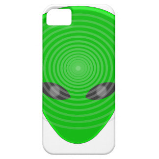 Alien Head Mind Control iPhone SE/5/5s Case