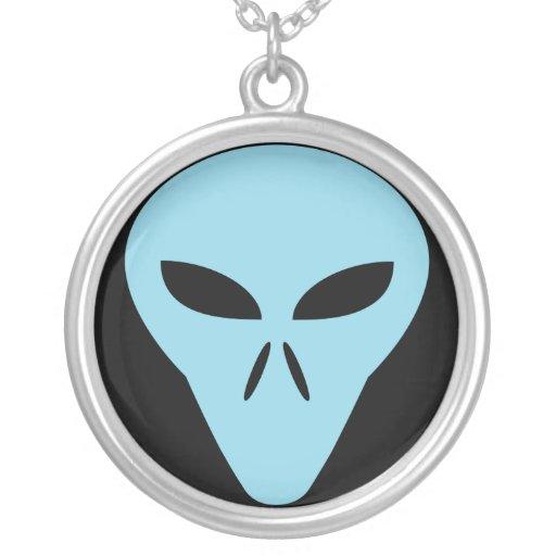 Alien Head Pendants