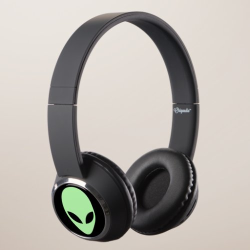 Alien Headphones