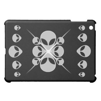 Alien Heads iPad Mini Covers