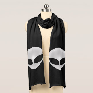 Alien Heads Scarf